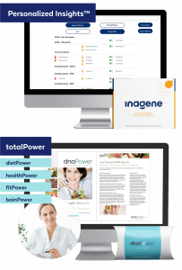 dnaPower and Inagene products